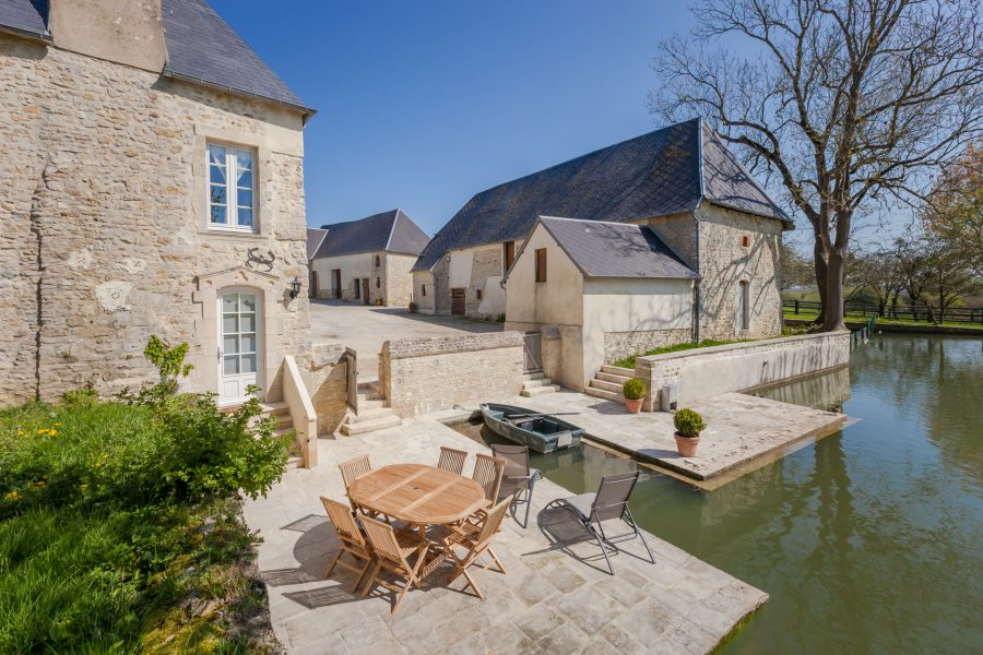 Juno Lodge Luxury Guesthouse for two people Normandy, France