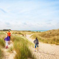 La Pointe d'Agon - Agon-Coutainville - La plage et les dunes © Sabina Lorkin @anibasphotography